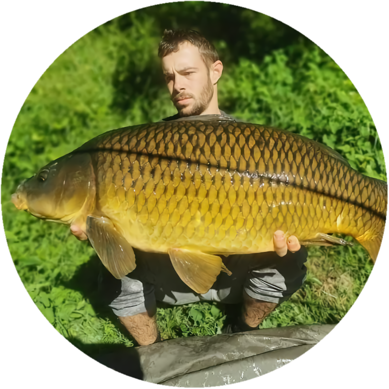 Martin - Neofish07, ambassadeur Passion Carpe